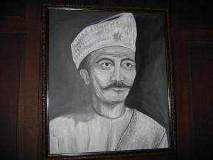 Raja Melewar, Raja-raja Minang dan Nusantara