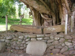 batu kasur dan baringin - minang