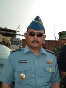 Danlanal Batam. Kol Djoko Harijanto. F Suprizal Tanjung