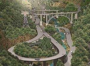 jembatan berkelok 9-2