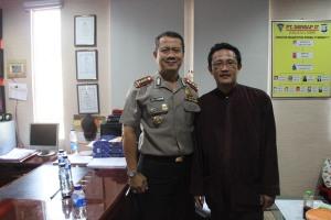 Hadi Purnomo dan Suprizal. Sergap 17 PT. Satpam Sekuriti. Sa 11 Feb 2014. F Suprizal Tanjung (3) image