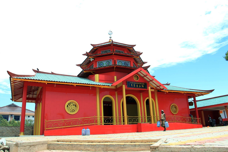 Masjid Cheng Hoo Dalil 0 image