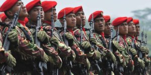 Kopassus Ditakuti Tentara Asing