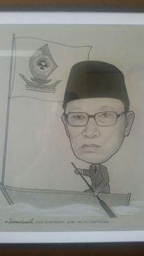Abdul Chan Karikatur