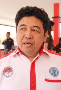 Benny setiawan Kepala BNNP Kepri -F Cecep Image