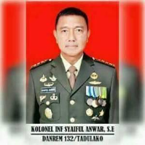 Kol Inf. Syaiful Anwar